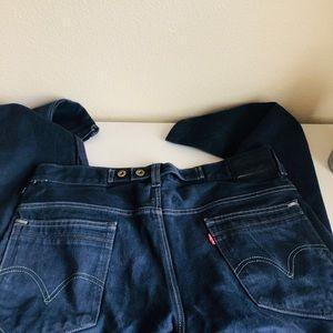 Levi's Jeans - Levi's loose straight jeans